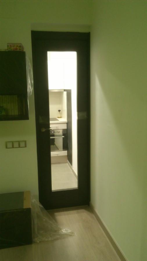 Totfusta instalacion de parquet puertas y altillo ideas for Puertas y parquet