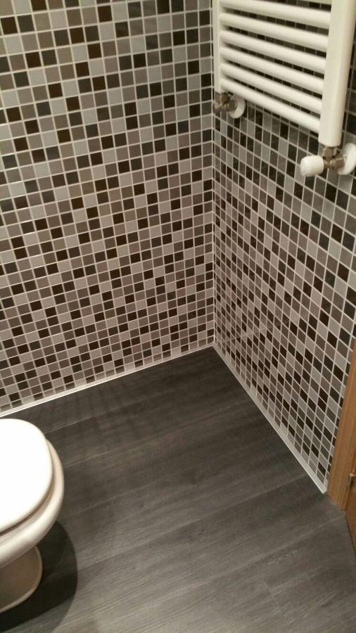 Instalación de pvc Liberty en baños