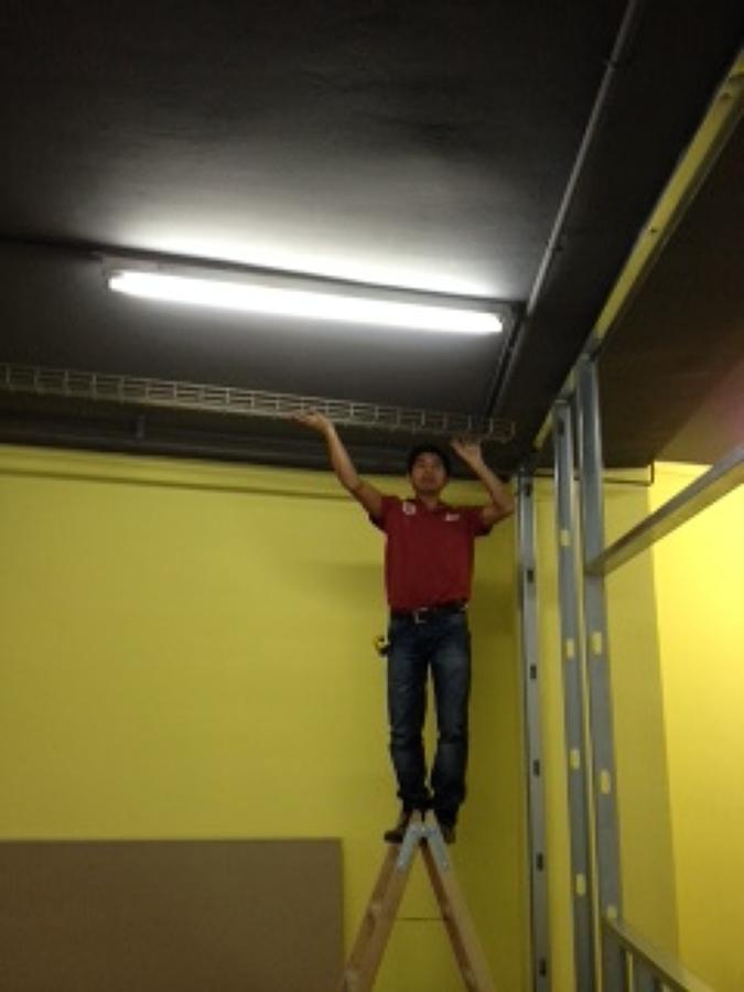 Instalaci n el ctrica y contra incendio en barcelona for Instalacion electrica jardin