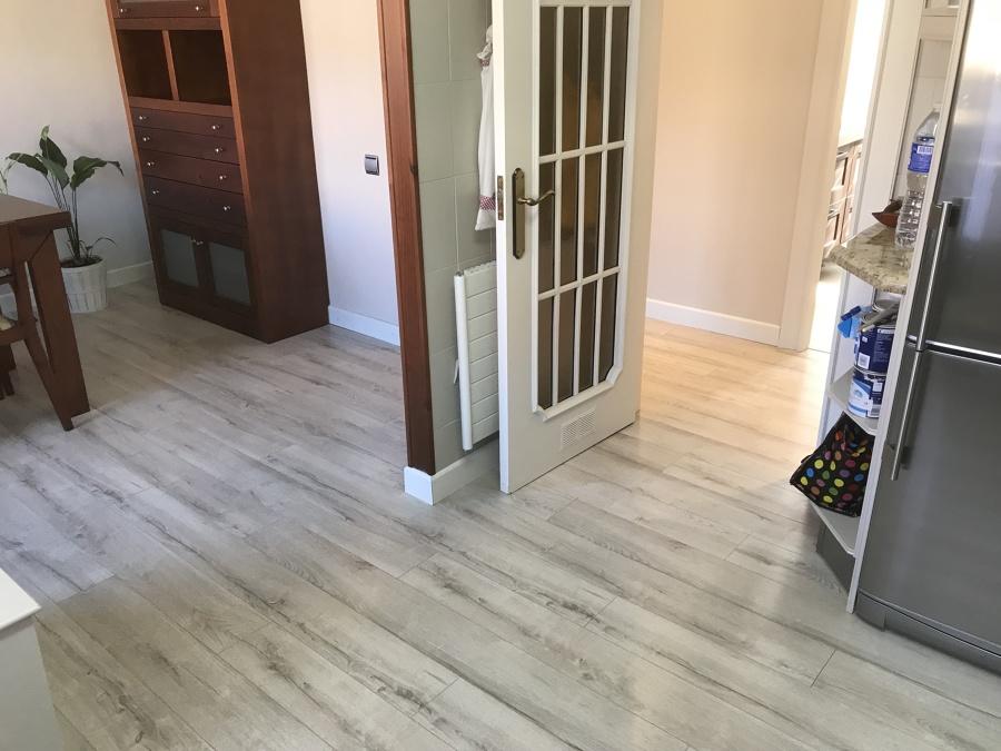 Instalacion de suelo laminado