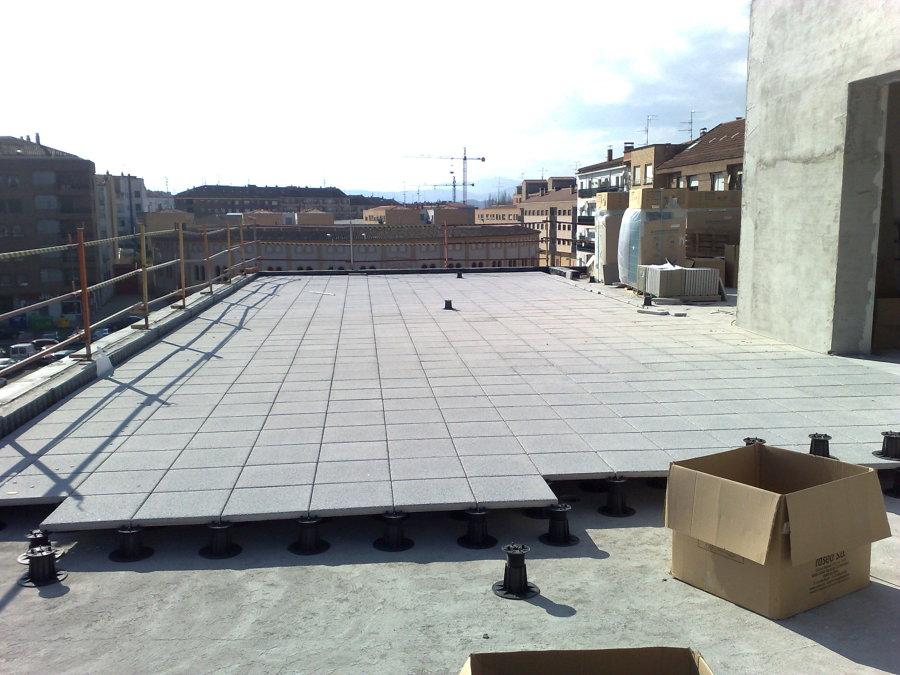 Venta e instalacion de suelo tecnico ideas ingenieros - Suelo tecnico exterior ...