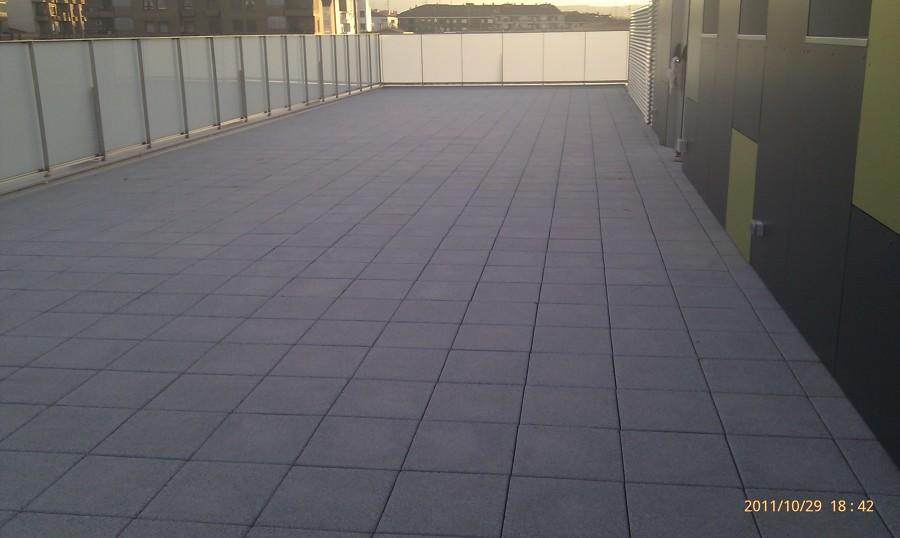 Venta e instalacion de suelo tecnico ideas obra civil - Suelo tecnico exterior ...