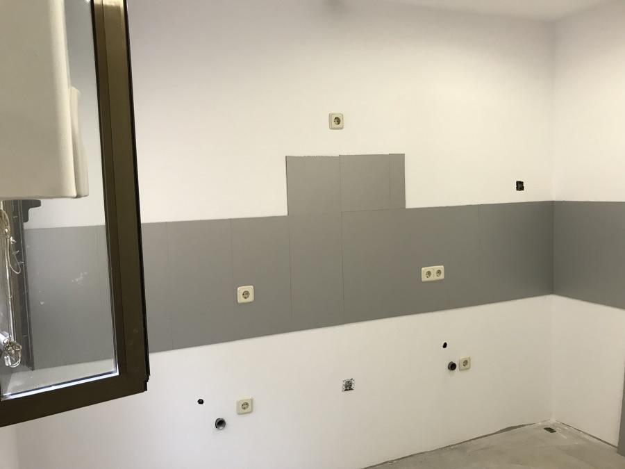 Instalación de vinilo capa aluminio