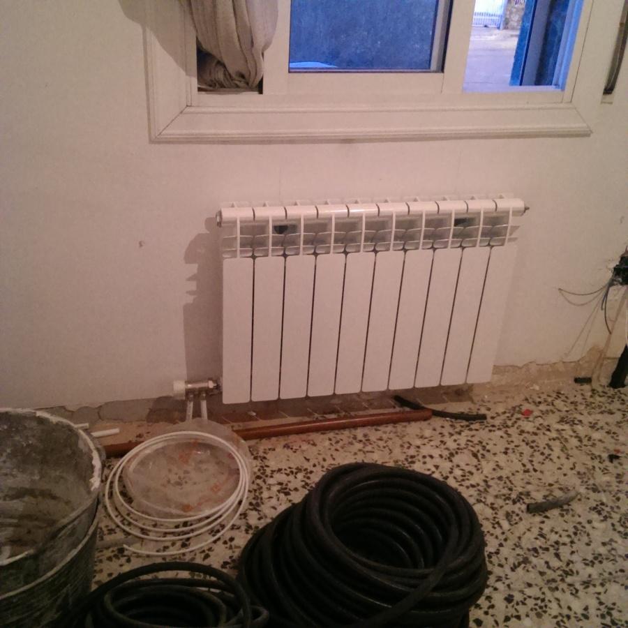 Foto Instalaci N Del Circuito De Calefacci N Y Radiadores De Imb  ~ Precio Instalacion Calefaccion Radiadores