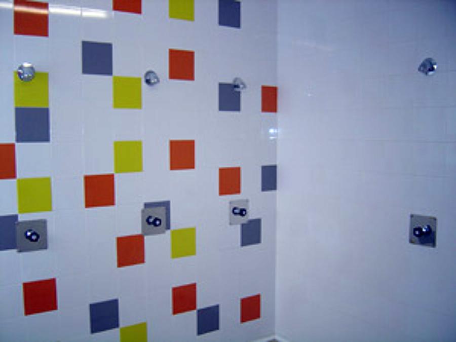 Instalación duchas