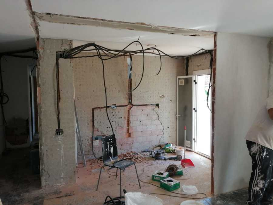 instalacion electrica en cocina
