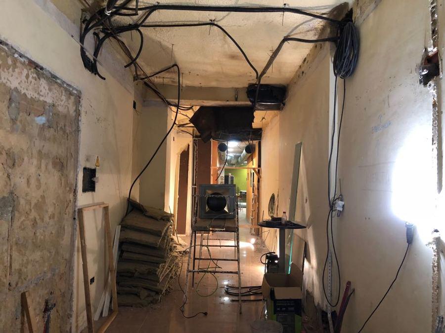instalación eléctrica renovada