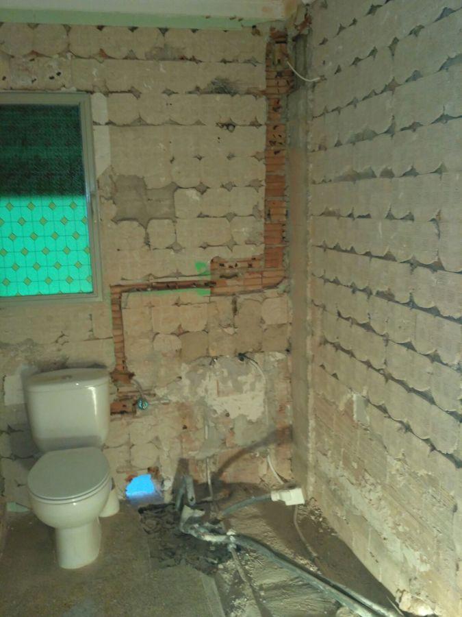 Instalación electricidad y fontaneria