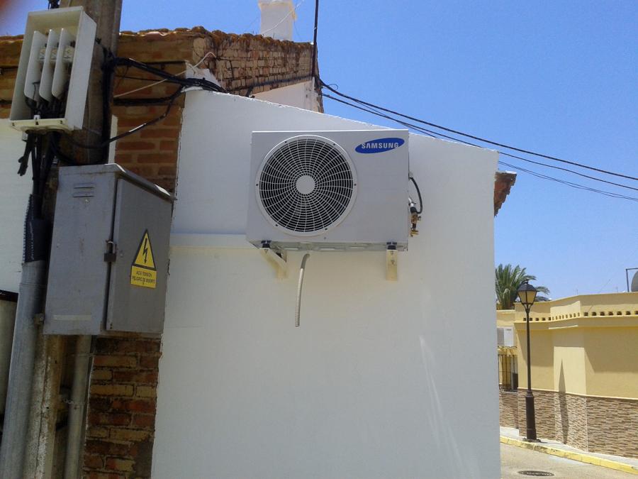 Campa a verano 2003 ideas aire acondicionado - Electricista huelva ...
