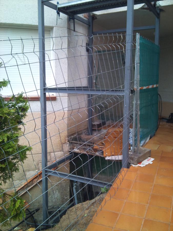 Instalaci n ascensor en vivienda particular en madrid - Precio instalacion ascensor ...