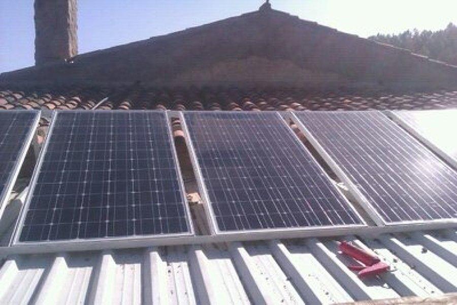 instalaci n aislada ideas placas solares