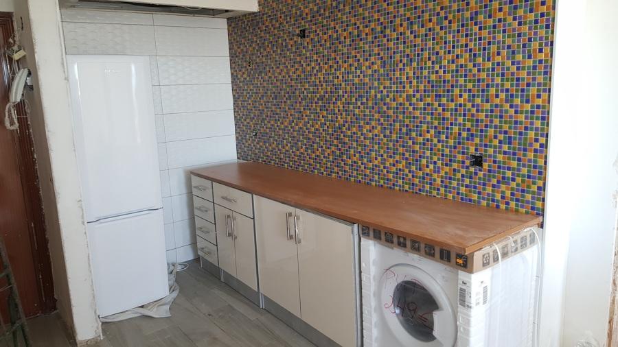 Instalación muebles de cocina.