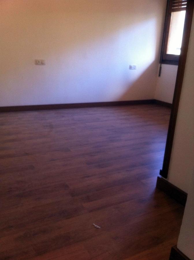 Instalación parquet en piso de 70 m2