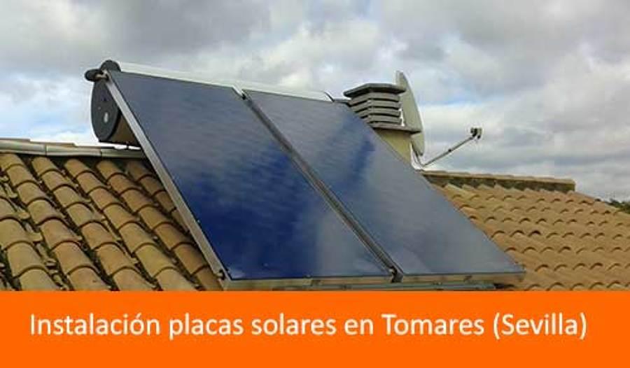 Instalación placas solares para ACS