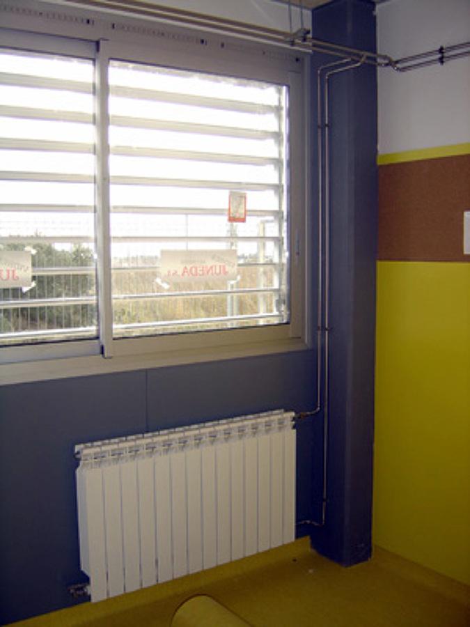 Instalación radiador