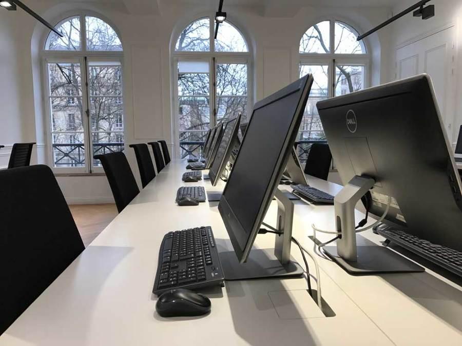 Instalación servicios informática para oficinas