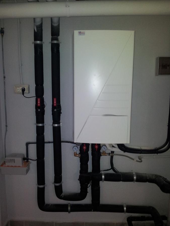 Instalación sistema Altherma DAIKIN