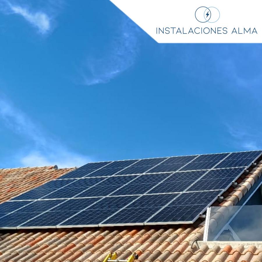 Instalación solar en las Rozas