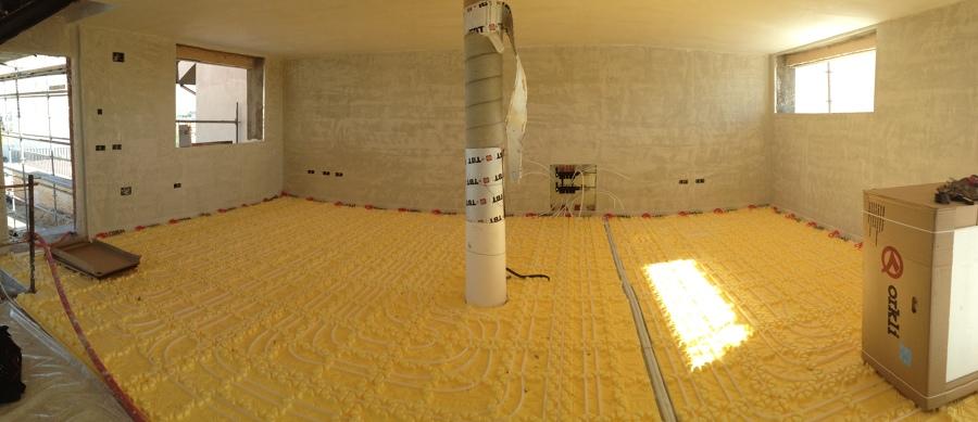 Solar t rmica 6cpps aerotermia 14kw arroyomolinos - Instalacion suelo radiante ...