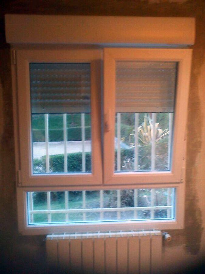 foto instalacion ventanas pvc de jrg aluminios 447346