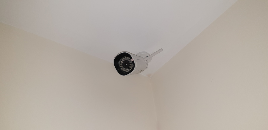 Instalación videograbador