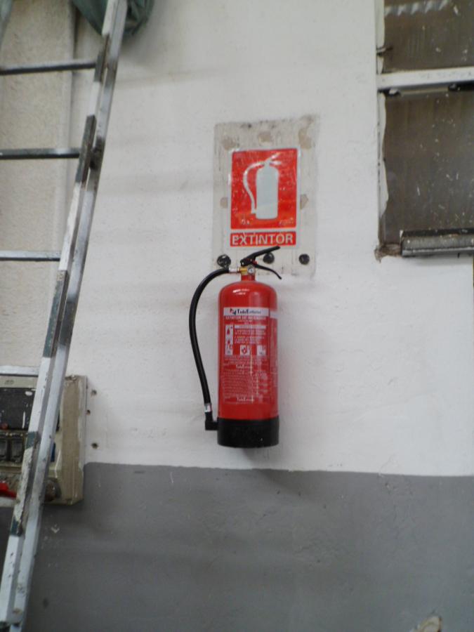 Instalaciones contra incendios 1