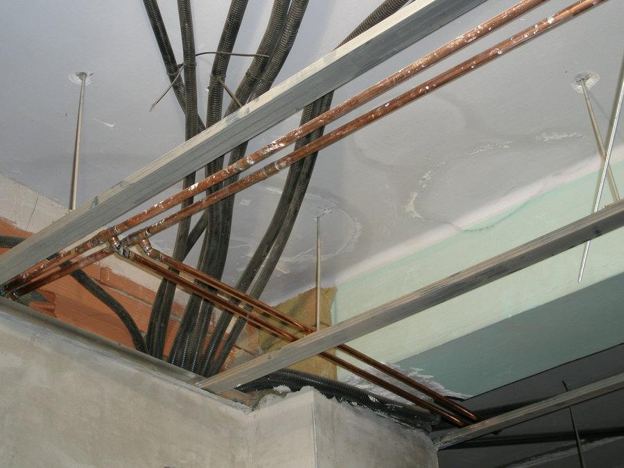 instalaciones del calefacción