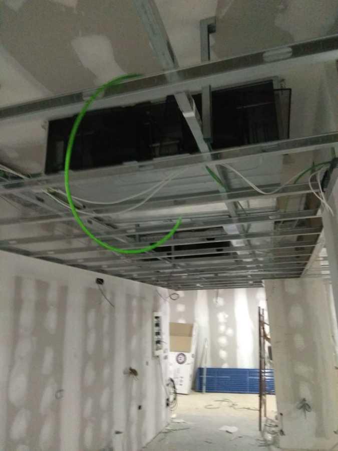 Instalando cableado