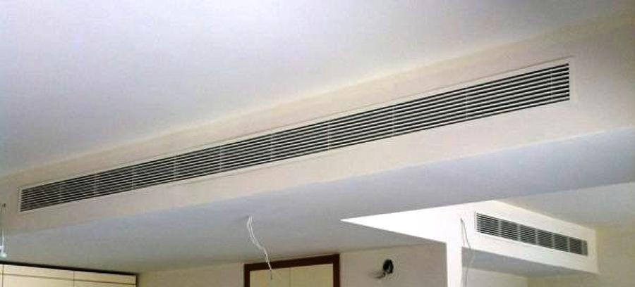 Foto instalar aire acondicionado por conductos de for Aire acondicionado por conductos murcia