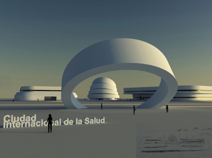 Instituto Europeo del Agua. Moncayo. Lorca.