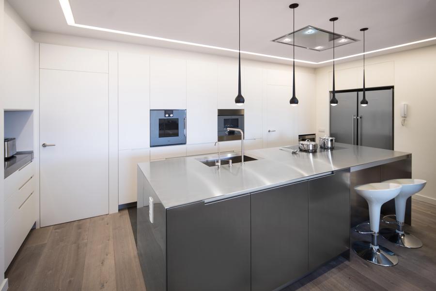 Integración electrodomésticos