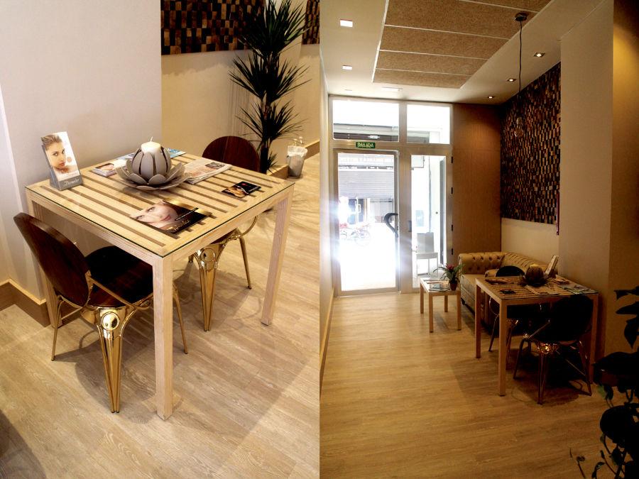 interior 3 Mesa de espera