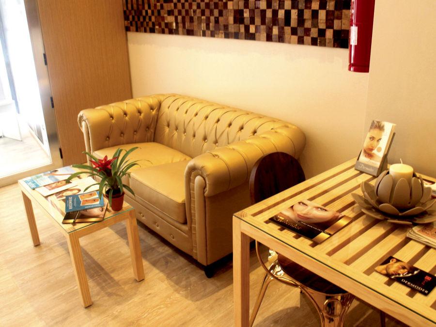 Interior 5 Zona de espera y recepción