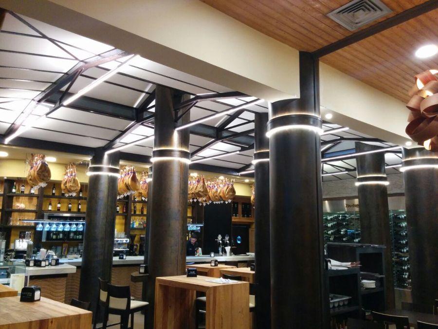 Iluminacion restaurante la cueva de 1900 ideas art culos - Articulos iluminacion ...