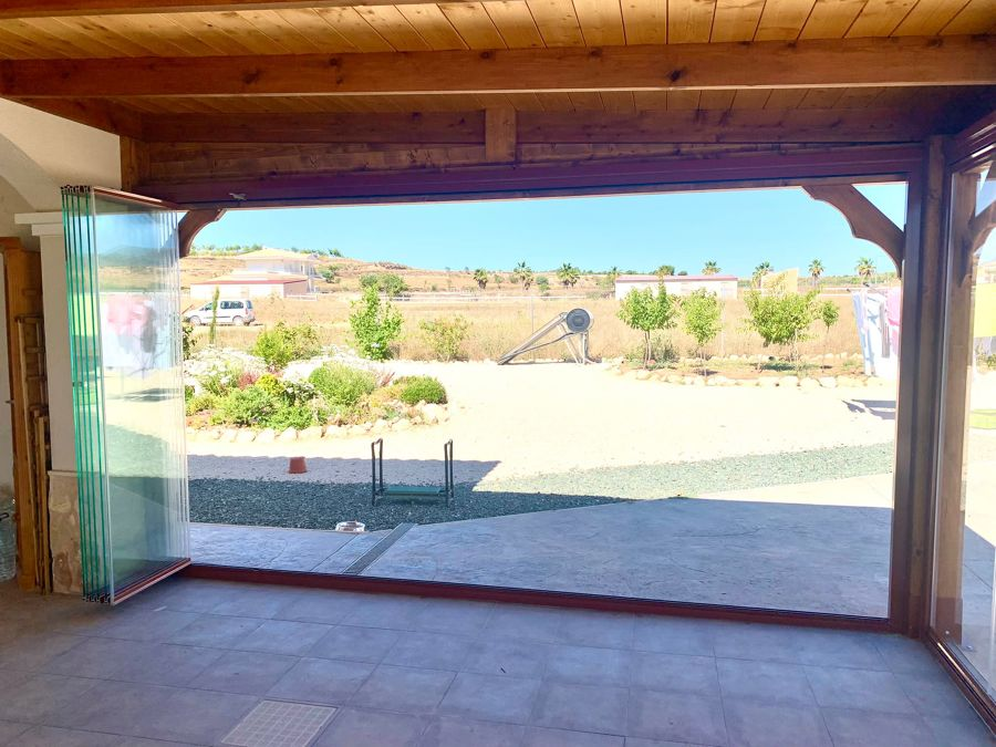 Interior abierto