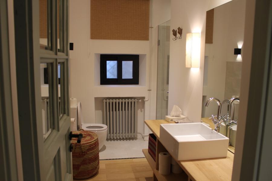 Interior baño 2 - Finca El Oliva