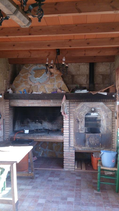 Interior barbacoa