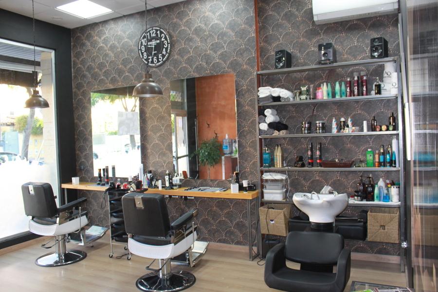 Proyecto de adecuaci n para una barber a ideas licencias - Ideas para decorar una peluqueria ...