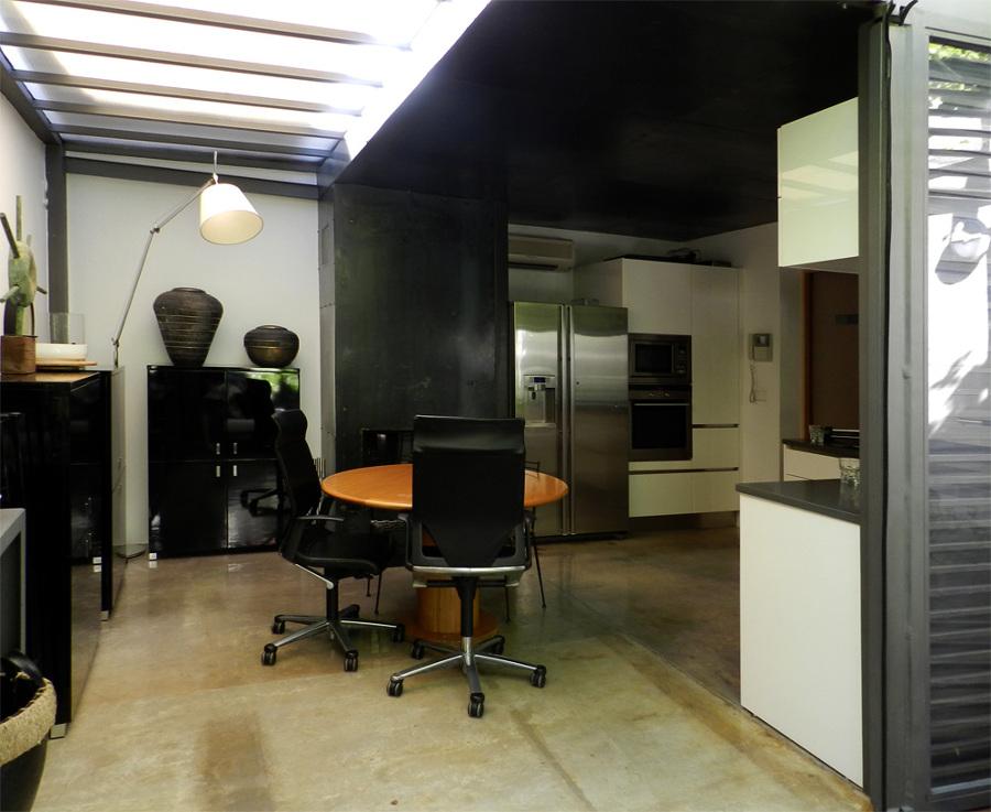 Interior de la cocina 1
