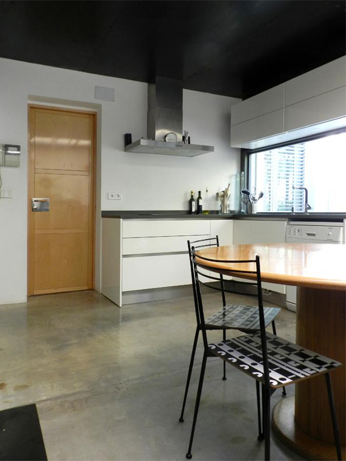 Interior de la cocina 2