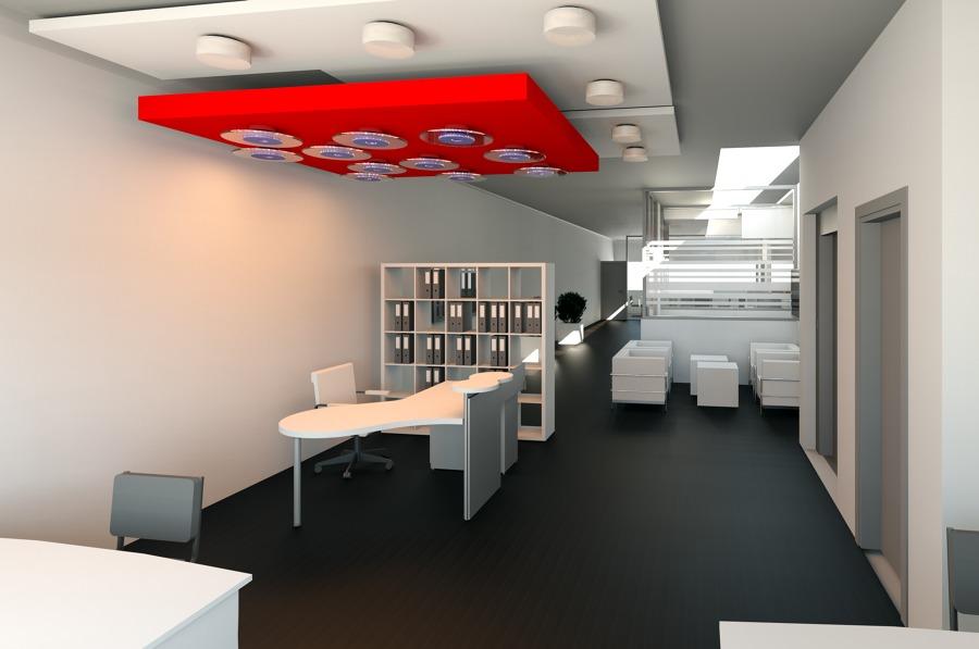 Interior de oficinas 1