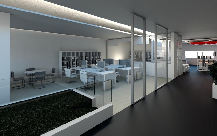 Interior de oficinas 2