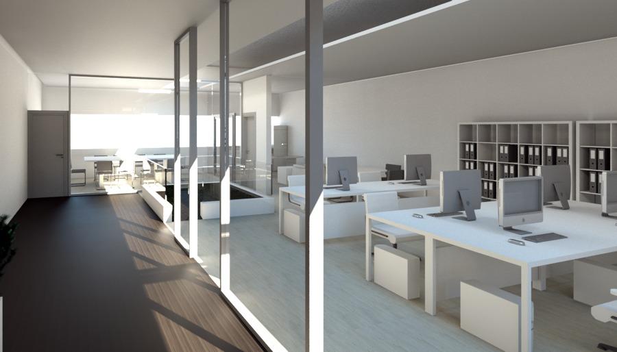 Interior de oficinas 3
