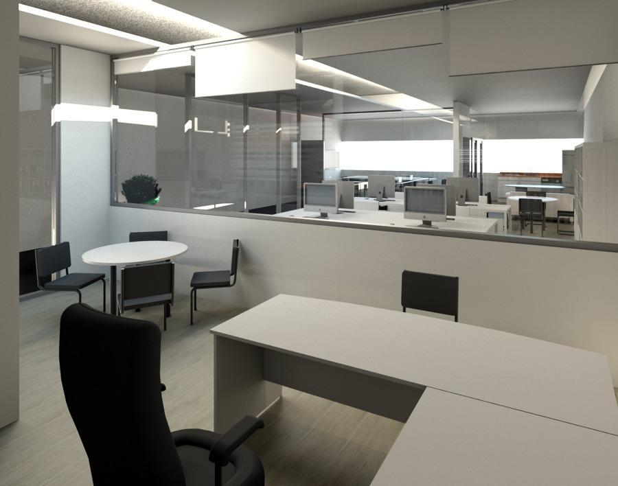 Interior de oficinas 4