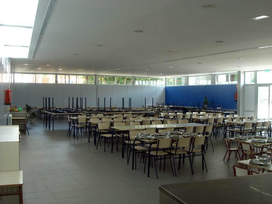 Comedor escolar ideas arquitectos - Proyecto de comedor escolar ...