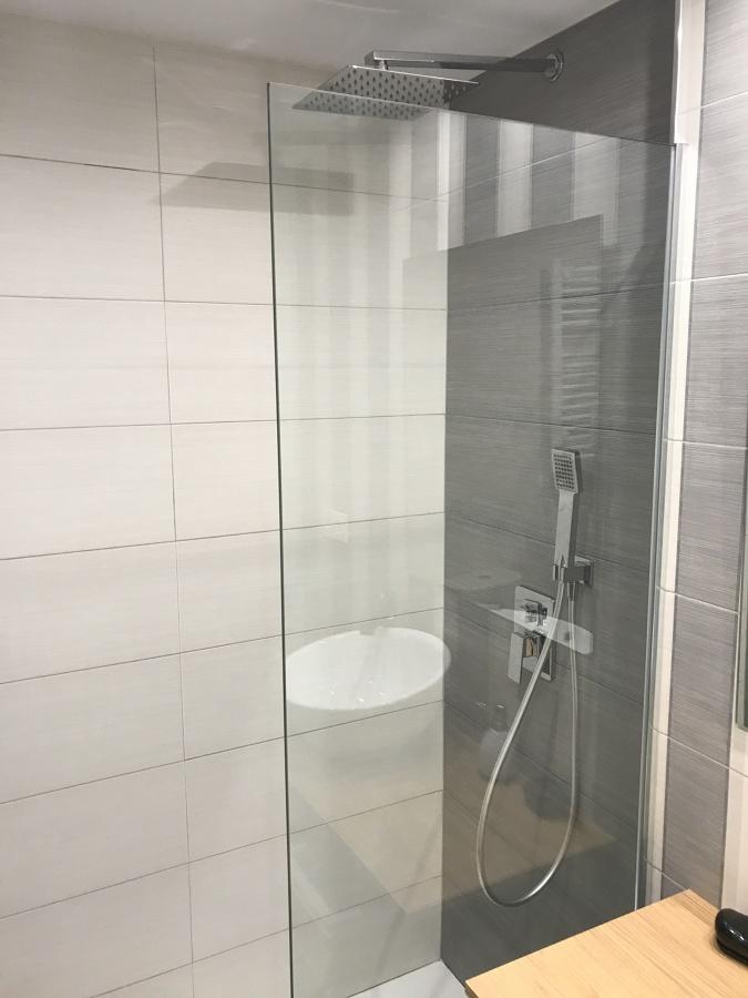 Interior ducha