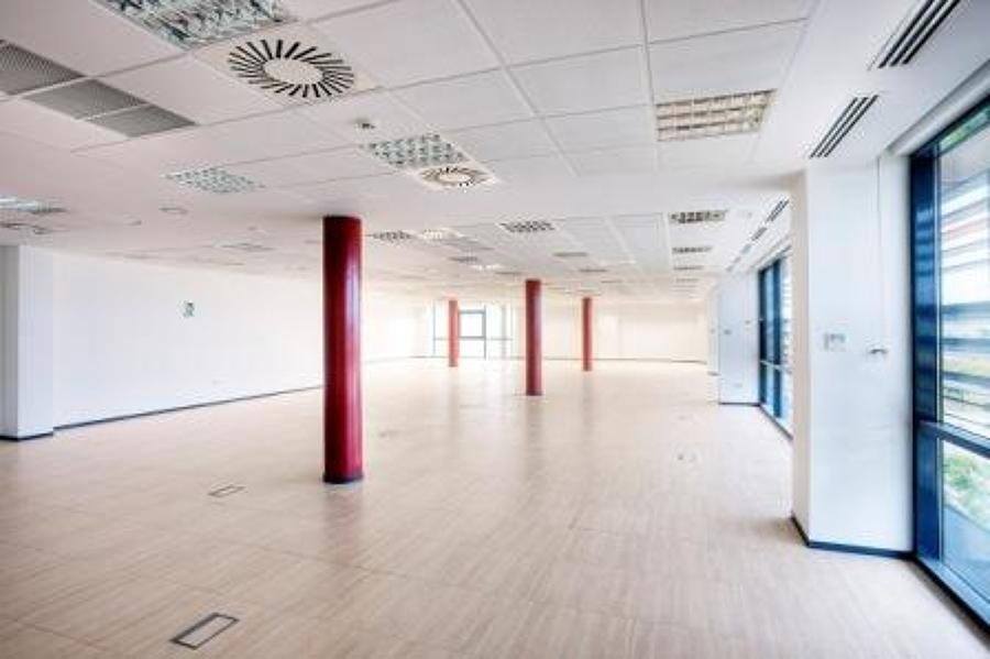 Interior Edificio Oficinas