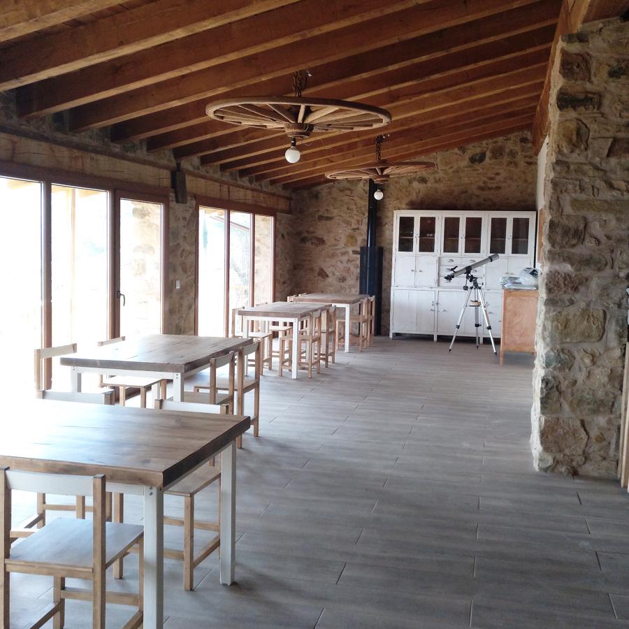 Interior espais comuns