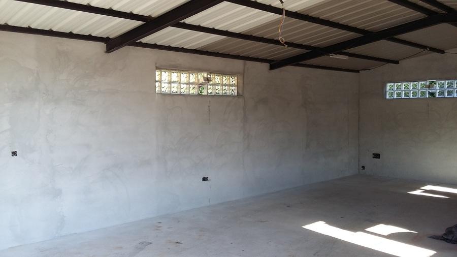 interior garaje