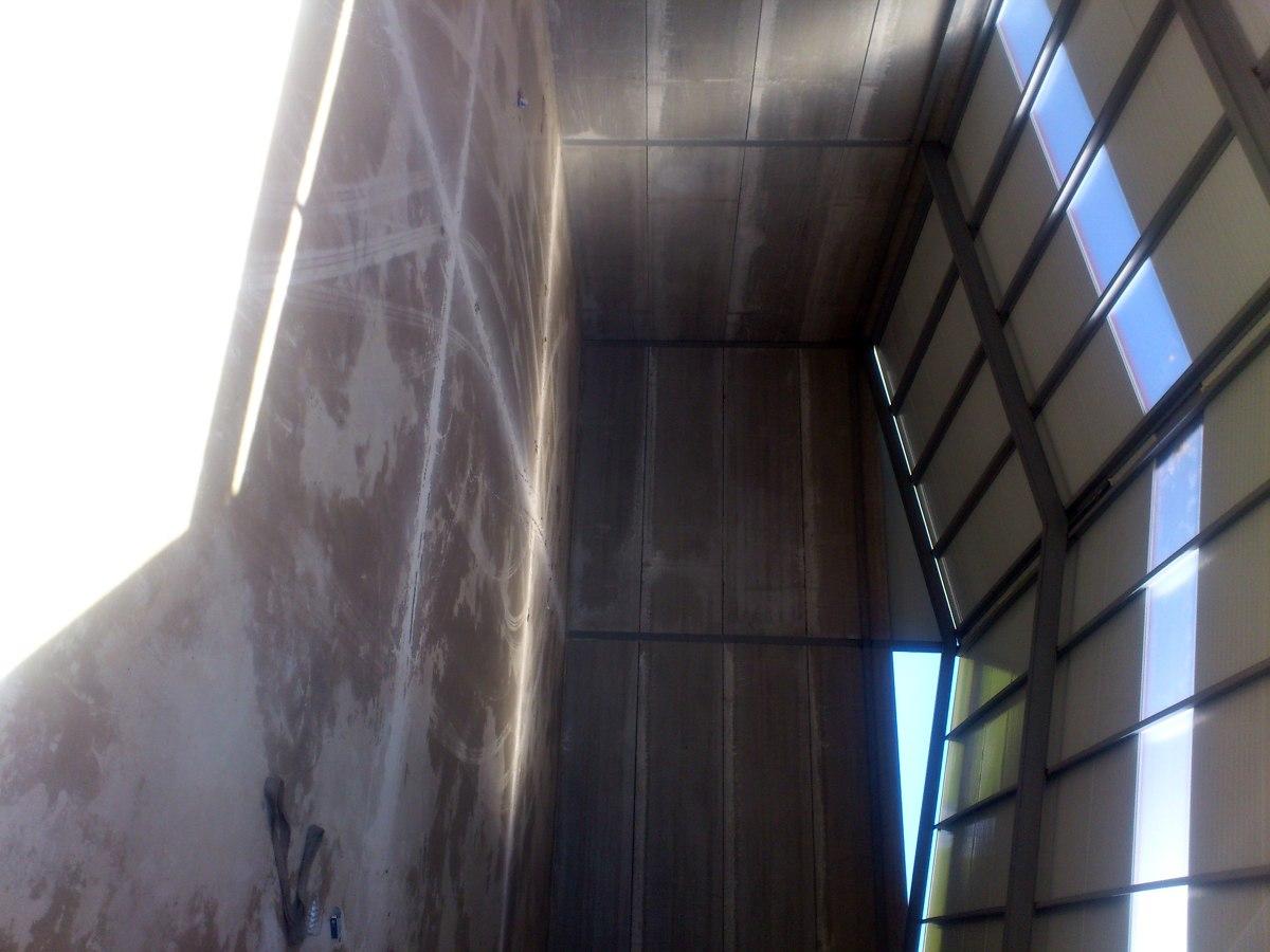 Interior Nave industyrial en Almansa